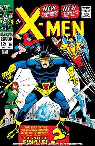 Uncanny X-Men (1963-2011) #39