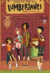 Lumberjanes, Vol. 1: Beware the Kitten Holy Book