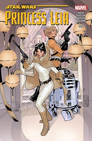 Princess Leia (2015) #2
