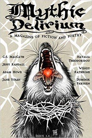 Mythic Delirium Magazine Issue 1.4