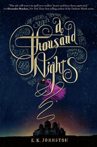 Image result for a thousand nights ek johnston
