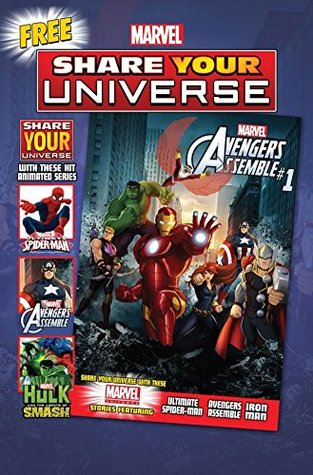 Marvel Share Your Universe Sampler