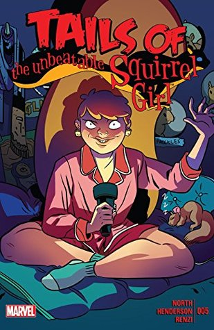 The Unbeatable Squirrel Girl (2015a) #5