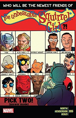 The Unbeatable Squirrel Girl (2015a) #6