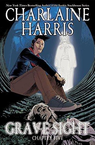 Grave Sight, Part 5 (Harper Connelly Graphic Novel #1.5)