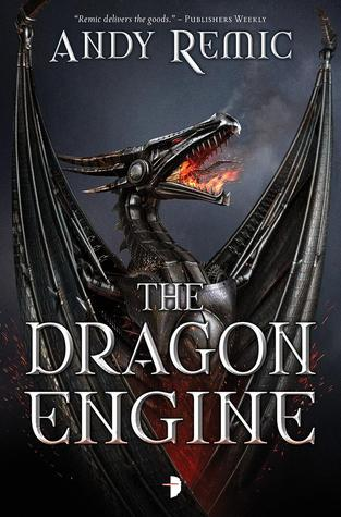 The Dragon Engine (The Blood Dragon Empire, #1)