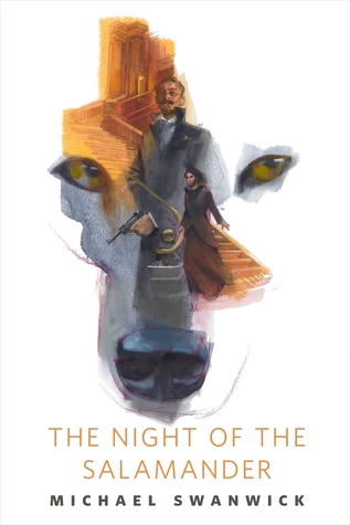 The Night of the Salamander (The Mongolian Wizard, #5)