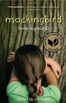book cover for mockingbird by kathryn erskine