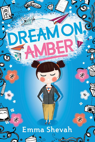 Dream On Amber by Emma Shevah Picture: courtesy of Goodreads
