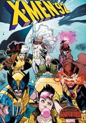 X-Men '92 Vol. 0: Warzones! Pdf Book