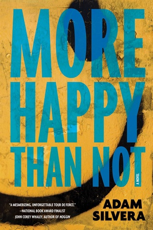 Image result for more happy than not by