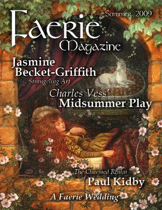 Faerie Magazine #18, Summer 2009