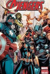 Avengers: Heroes Welcome #1 Book
