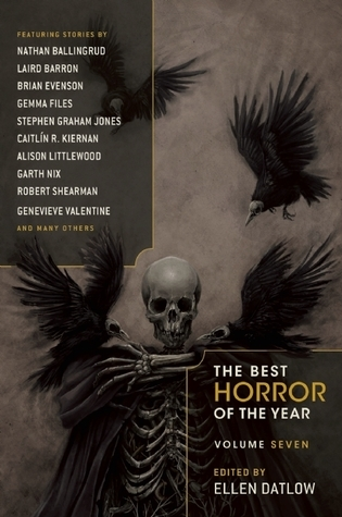 Best Horror of the Year Volume Seven