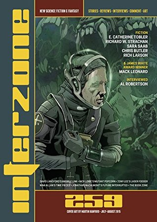 Interzone 259, July-August 2015 (Interzone, #259)