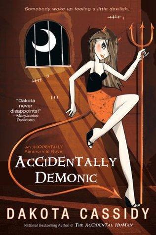 Accidentally Demonic (Accidentals, #4)