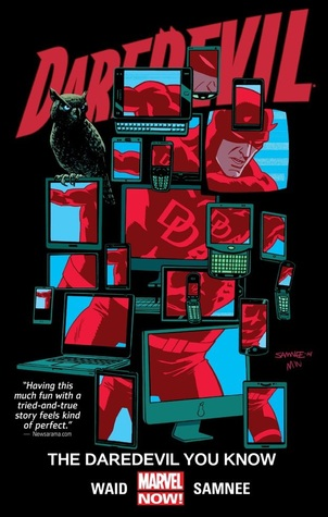 Daredevil, Volume 3: The Daredevil You Know
