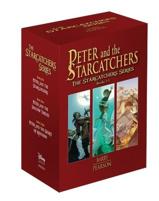 Peter and the Starcatchers Set