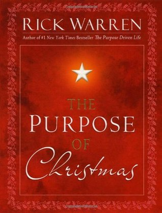 Image result for purpose of christma warren
