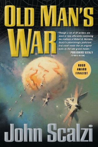 Old Man's War Book Cover