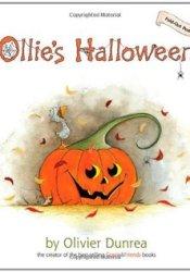 Ollie's Halloween Book by Olivier Dunrea