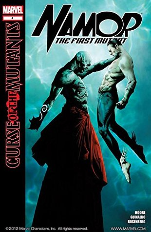 Namor: The First Mutant #4