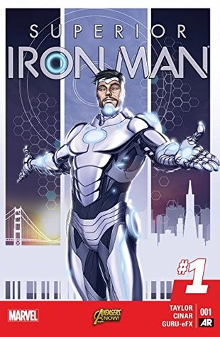 Superior Iron Man #1