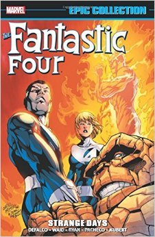 Fantastic Four Epic Collection Vol. 25: Strange Days