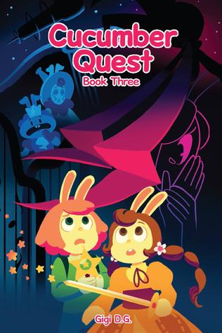 Cucumber Quest, Vol. 3 (Cucumber Quest Webcomic, #3)