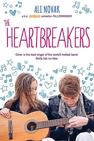 The Heartbreakers (The Heartbreakers Chronicles, #1)