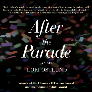 Image result for after the parade lori ostlund