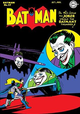 Batman (1940-) #37
