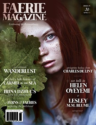 Faerie Magazine Issue: Wanderlust (#30)