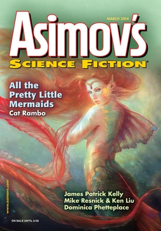 Asimov's Science Fiction, March 2014