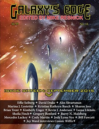 Galaxy's Edge Magazine Issue 16, September 2015