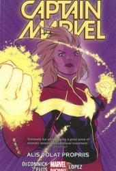 Captain Marvel, Volume 3: Alis Volat Propriis Book Pdf