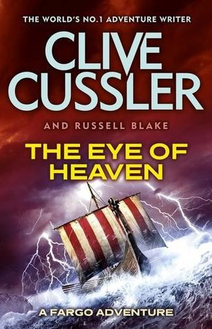 Image result for cussler the eye of heave