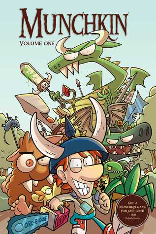 Munchkin: Volume 1