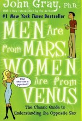 Men Are from Mars, Women Are from Venus Pdf Book