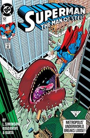 Superman: The Man of Steel (1991-) #12 (Superman: The Man of Steel (1991-2003))