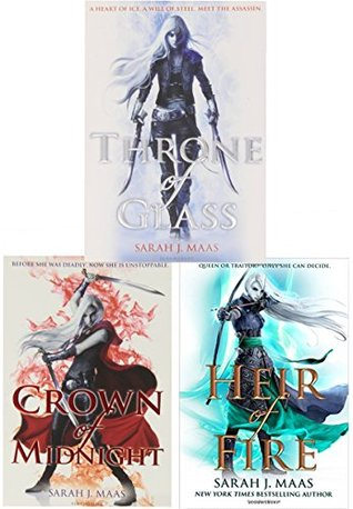 Throne of Glass Collection (Throne of Glass, #1-3)
