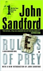 Book Review: John Sandford's Rules of Prey