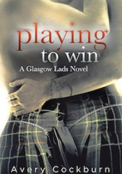 Playing to Win (Glasgow Lads, #2) Pdf Book