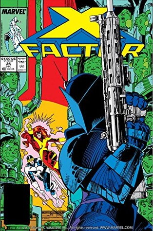 X-Factor (1986-1998) #35