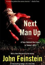 Next Man Up: A Year Behind the Lines in Today's NFL Pdf Book