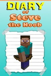 Diary of Steve the Noob Book