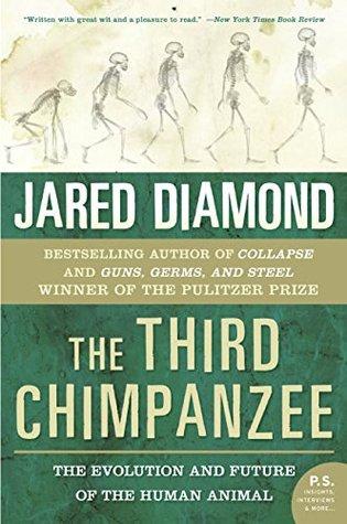 The Third Chimpanzee: The Evolution and Future of the Human Animal Book Pdf ePub