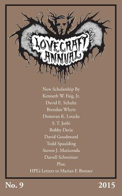 Lovecraft Annual No. 9 (2015)