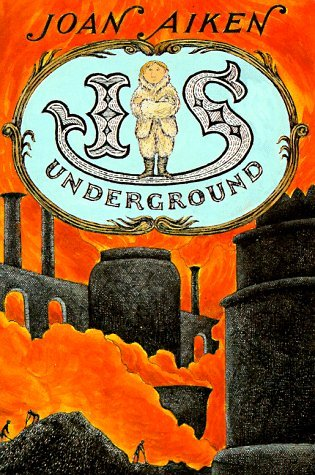 Is Underground (The Wolves Chronicles, #8)