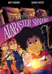Alabaster Shadows (Alabaster Shadows, #1) Pdf Book